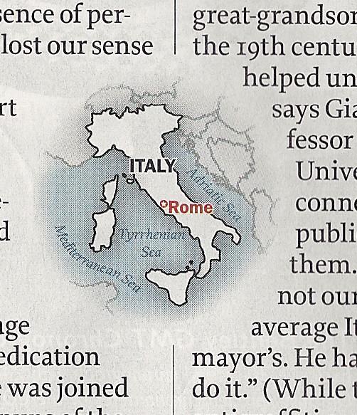 Korsika italienisch