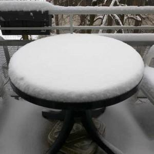 Schnee-O-Meter
